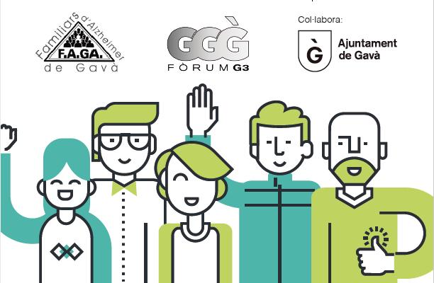 Servicio de VOLUNTARIADO destinado a las persones mayores de Gavà que viven en SOLEDAD
